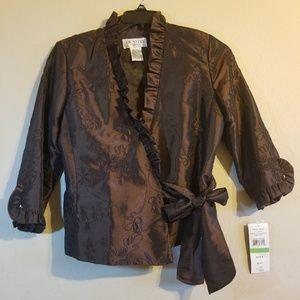 JR Nites Wrap Around Jacket